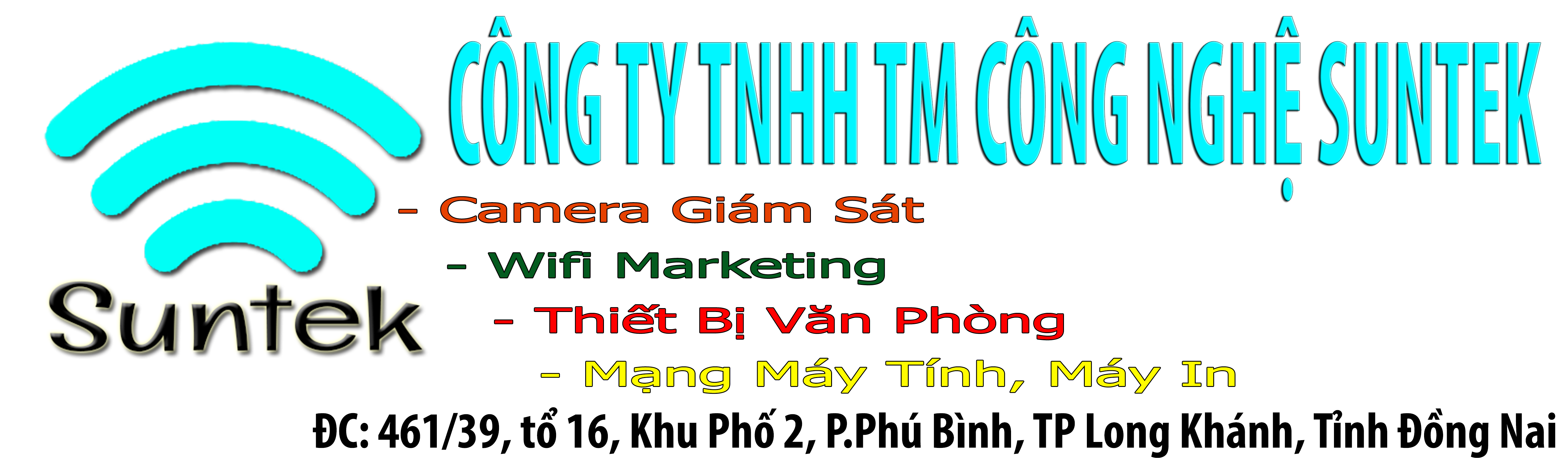 Công Ty TNHH TM Công Nghệ Suntek